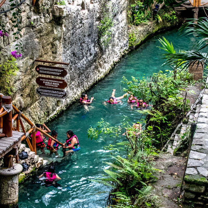 Xcaret Natural Adventure Park Reviews