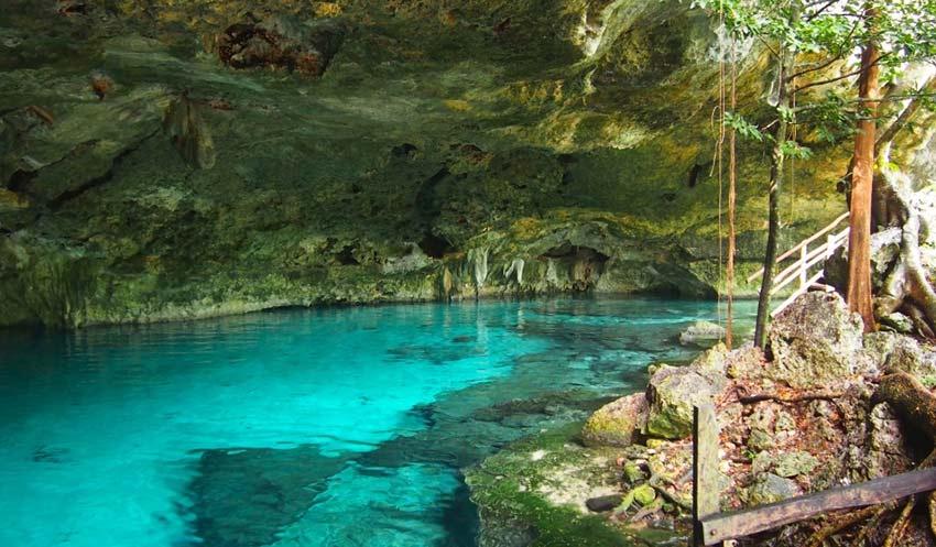Cenotes in Riviera Maya - Dos ojos